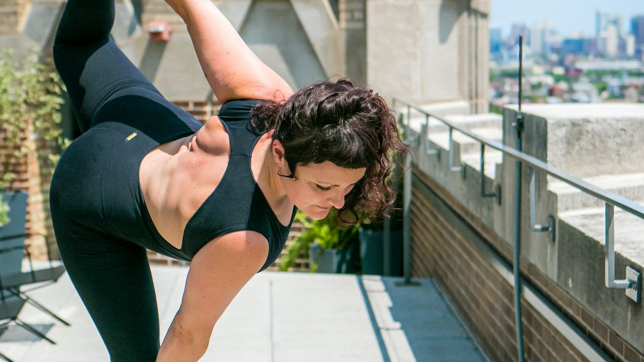 Shoulders and Twists