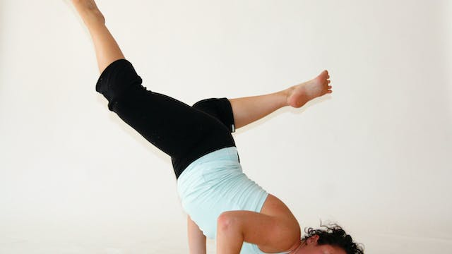 Stretch and Strength Neck:Shoulders and Back Bend