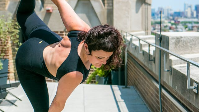 Stretch and Strength Slow Warm Up to Backbending