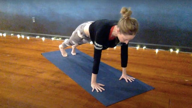 Vinyasa Flow - Intermediate