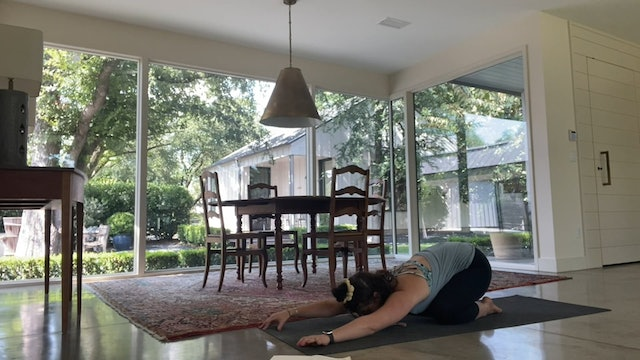 Heart Chakra Flow with Lizzy Allen_60 Mins
