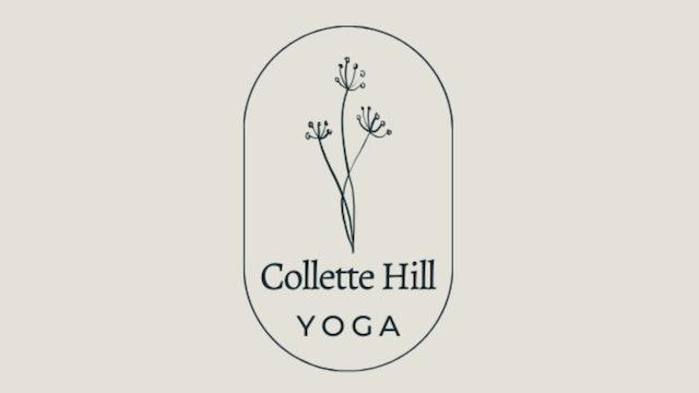 Collette Hill Yoga