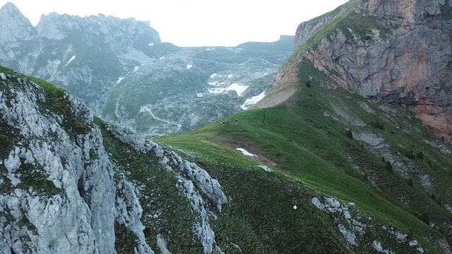 Mountaintop Yoga with AdZENtures Slovenia