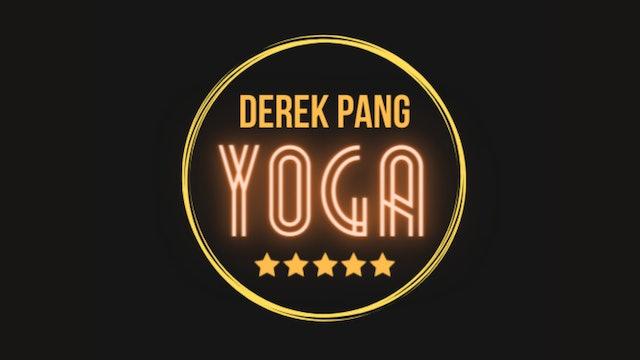 Derek Pang Yoga