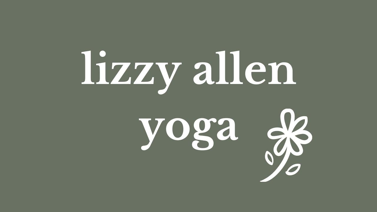 Lizzy Allen Yoga