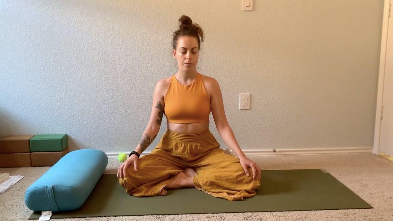 Yin & Meditation