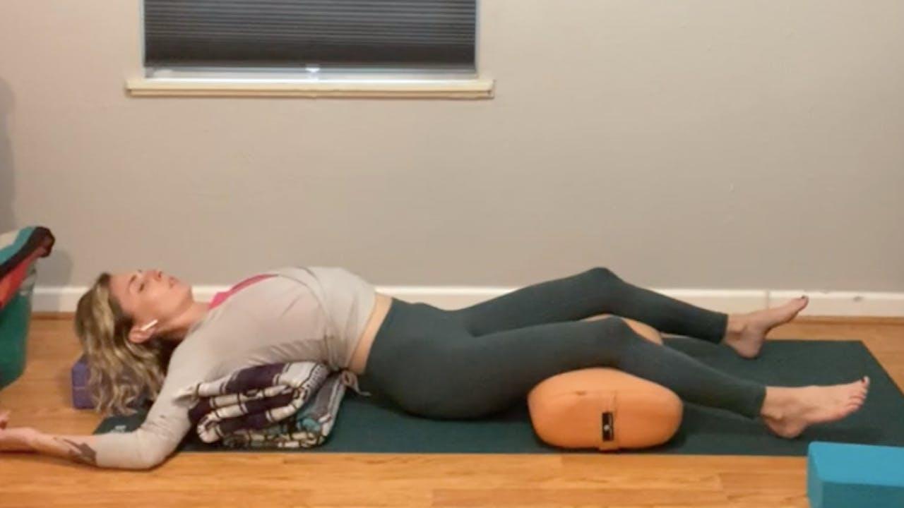 Restorative Yoga with Collette_60 Mins