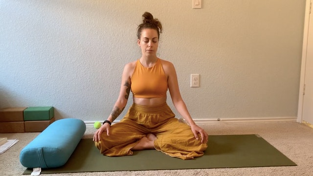 Yin Yoga for Beginners with Camila_60 Mins