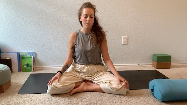 Yin Yoga with Camila_48 Mins