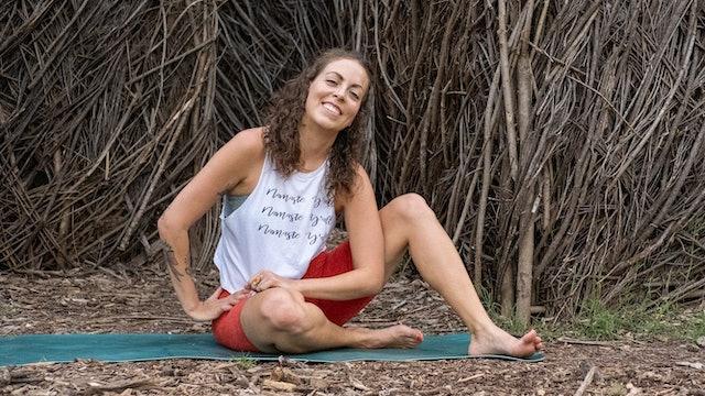 iRest Yoga Nidra with Camila_18 Mins