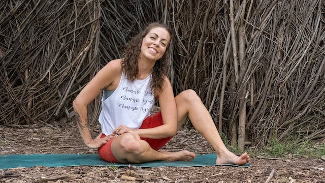 iRest Yoga Nidra with Camila_18 Mins