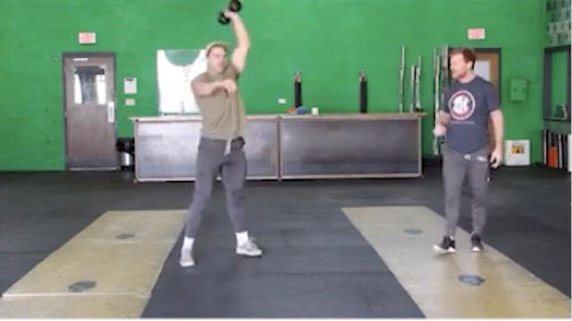 CrossFit Broadway - Full Body 5