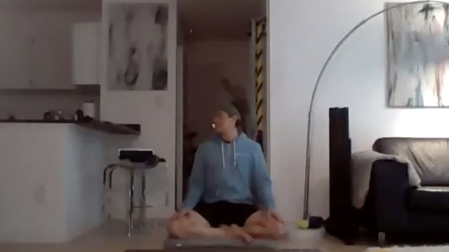 Mindful Movement with Derek_60 Mins