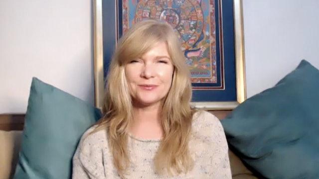 Meditation Series with Gioconda pt. 4_15 Mins