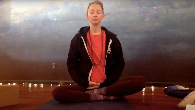 Yin Flow with Kristin
