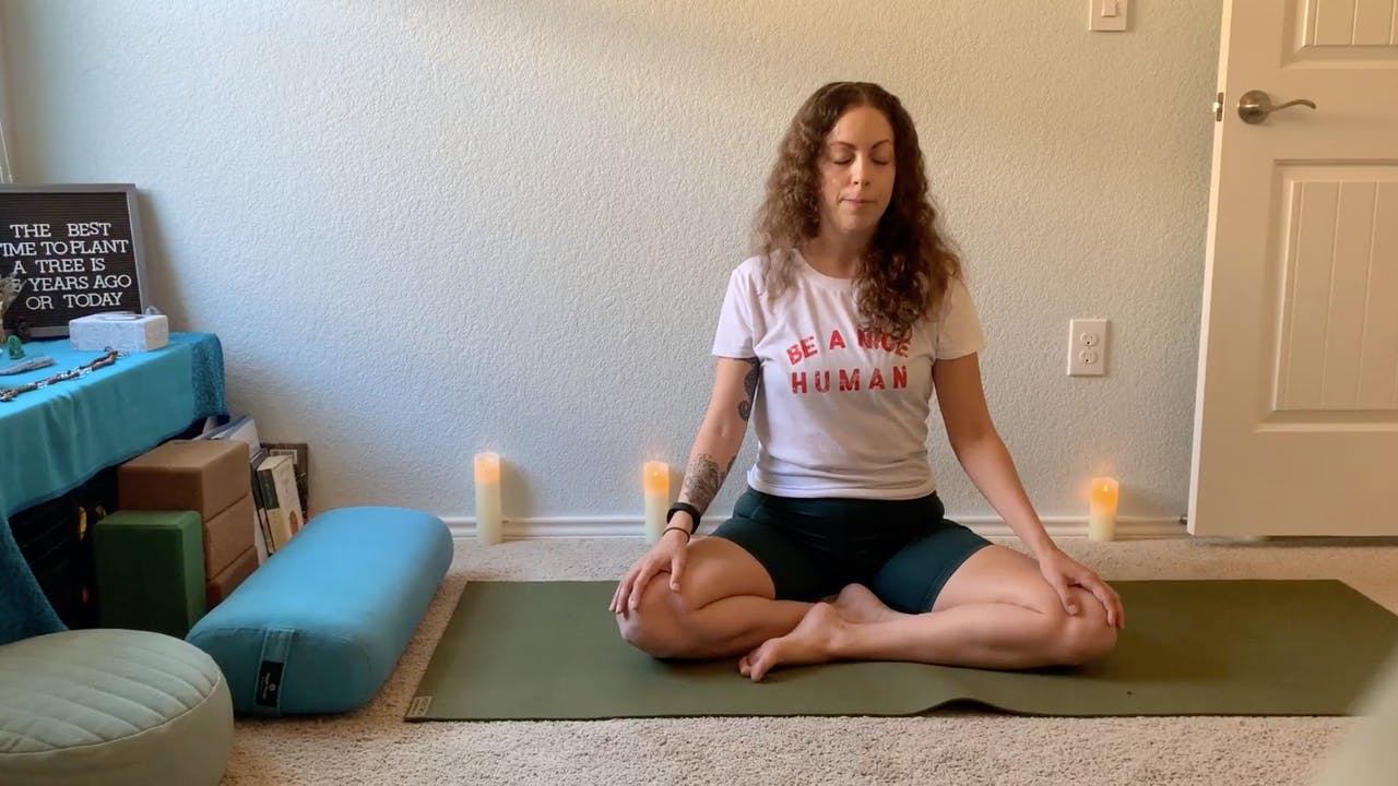 Yin Yoga - 60 minute restore
