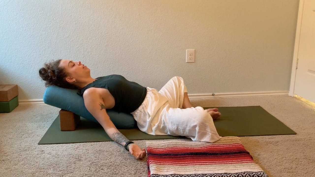 Mindful Movement with Camila_60 Mins