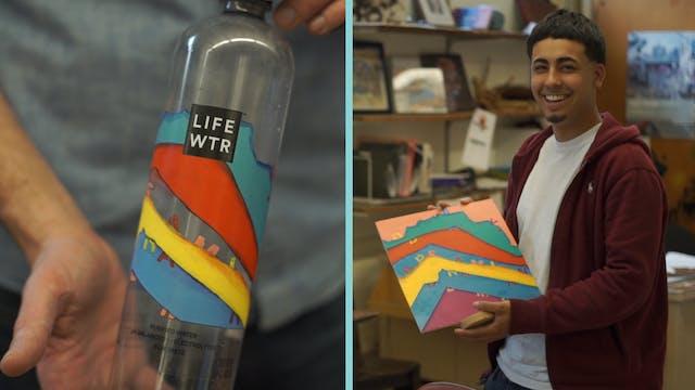 Luis Gonzalez - Life Saving Art