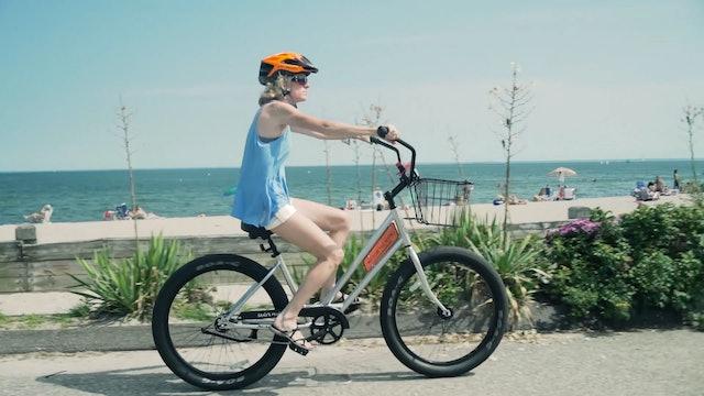 Westport Bike Lady
