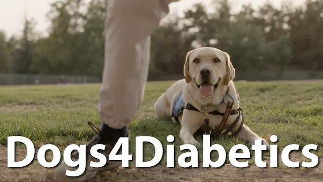 Dogs4Diabetics: Living Beyond NEW!