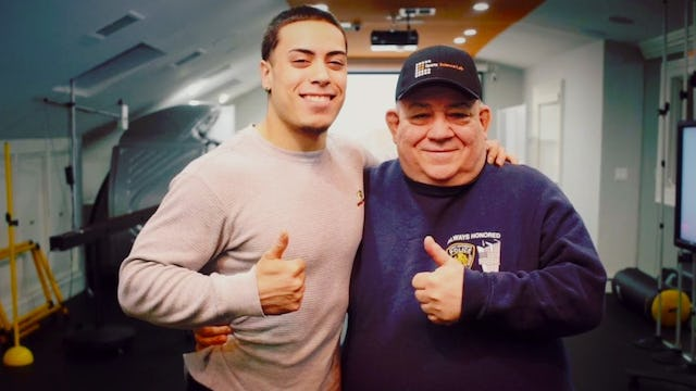 Mentor Gives Hope To Rutgers Football Player
