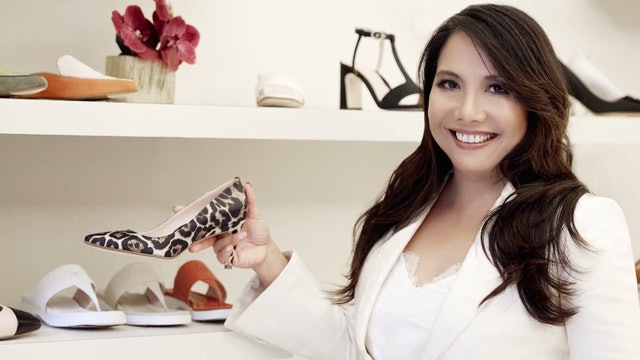 Doctor Designer Donates Shoes