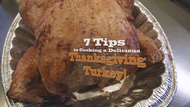 Juicy Turkey Tips