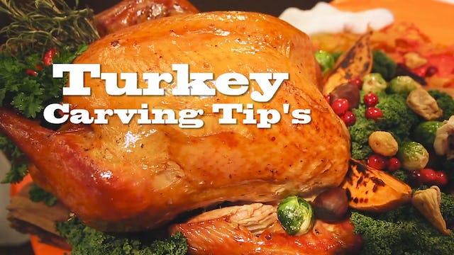 Turkey Carving
