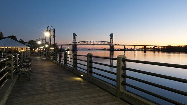 On the Map - Wilmington, NC - Episode 1: Spending a day on the Waterfront