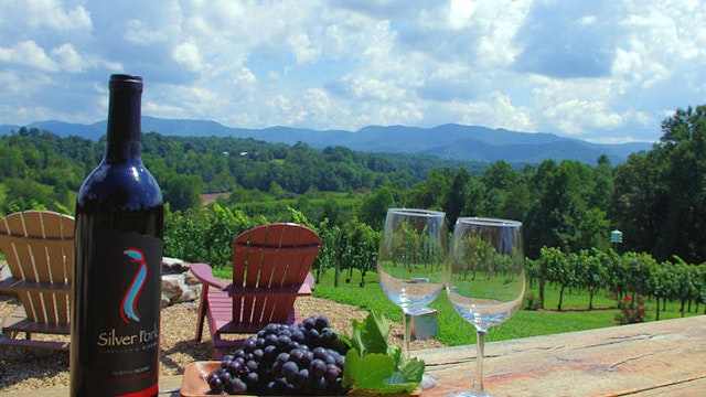 North Carolina Wine Series