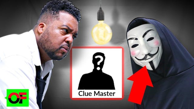 Interviewing the Clue Master!