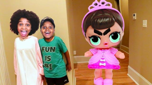 Giant LOL Doll!