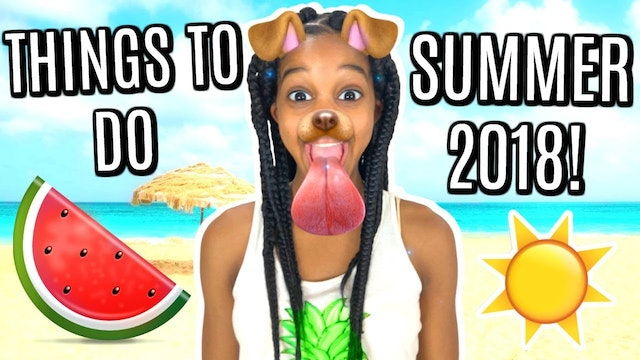 What You Need To Do This Summer!