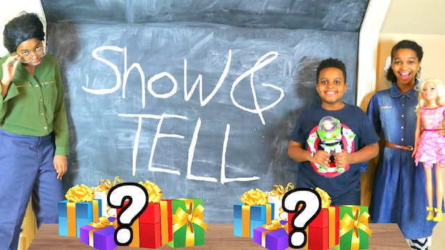 Show and Tell!