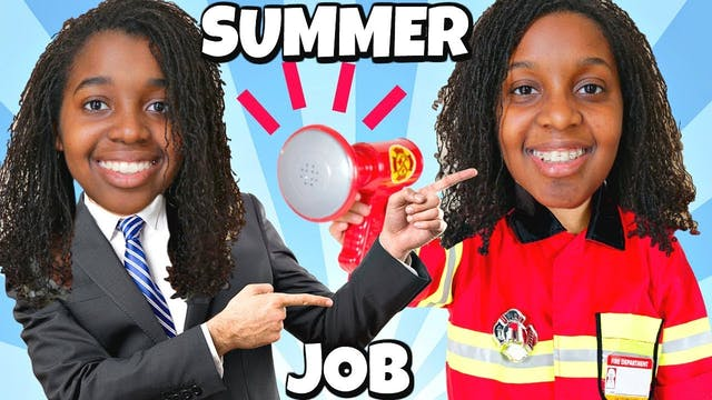 We Got a Summer Job!