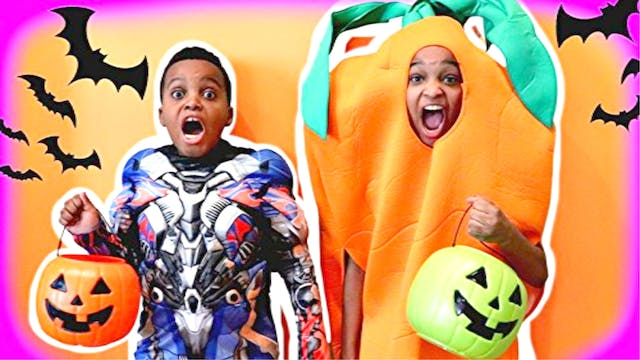 Trick or Treat Fail!