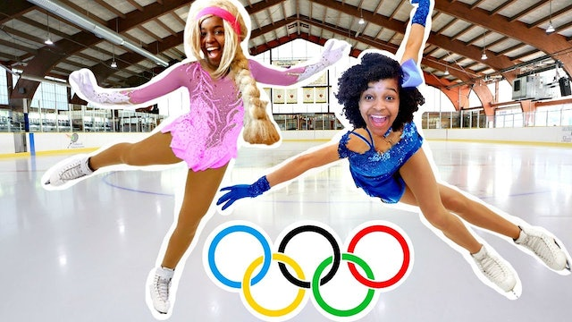 Onyx Family Winter Olympics Special | Figure Skating Edition