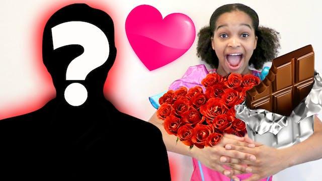 Who's Shasha's Valentine?