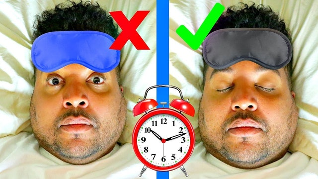 Mirthell Can't Sleep!