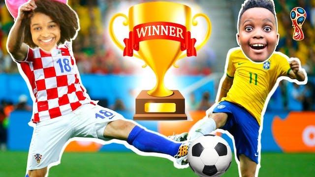 Epic Soccer Challenge!