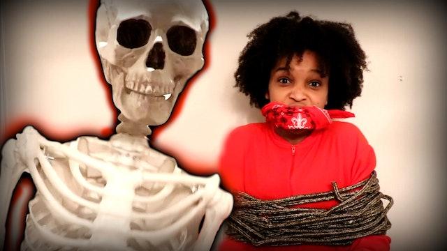 Skeleton Kidnaps Shasha!