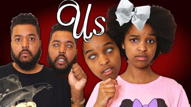 Us Movie Trailer (Parody)