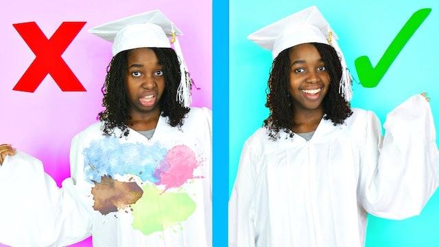 I Can't Graduate!
