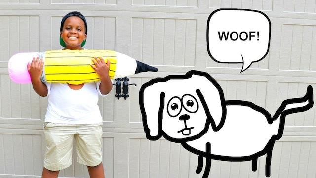 Shiloh's Doodle Pet Dog | Part 2