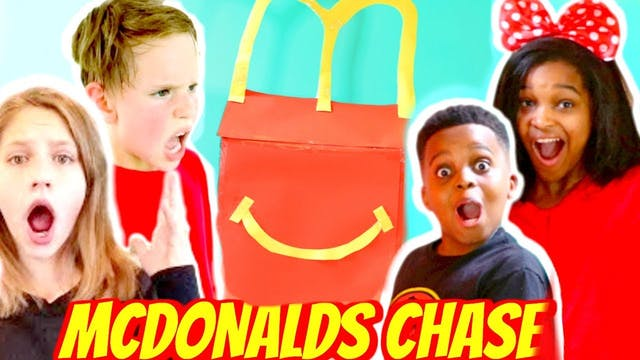 McDonald's Nerf War