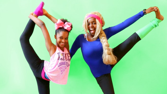 Shasha's Gymnastics Competition | Part 3