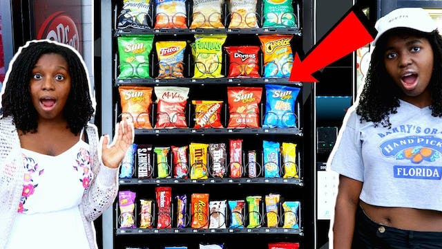 Vending Machine Fail!