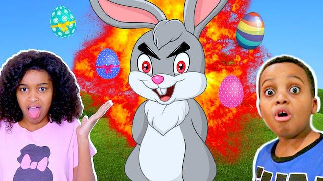 Evil Bunny BOMB Disaster