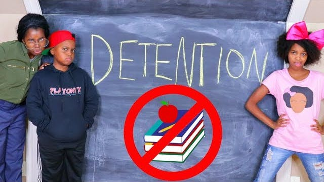 School Detention!