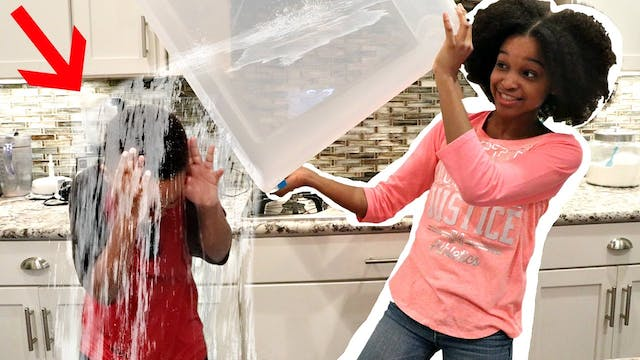 Water Bottle Prank Wars!